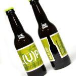 Bière Bl(u)p Une verveine et au lit, une Luberon pale ale de la brasserie viensoise