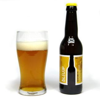 Bière blonde au miel - la mielleuse
